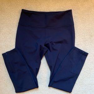 Outdoor Voices Sprint Thermal Leggings - Dark Blue